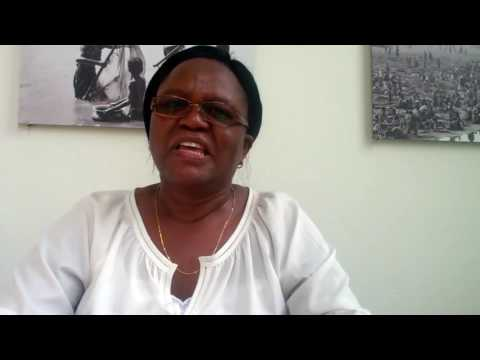 Interview with Dr. Elenestine Mwelwa Mutekenya