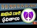 Gemini Weekly Horoscope By Dr Sankaramanchi Ramakrishna Sastry | 19 Jan 2020 - 25 Jan 2020
