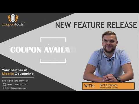 Videos Coupontools.com | New feature release