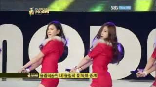 [HD] Performance 120128 A Pink - My My ( Remix Version )
