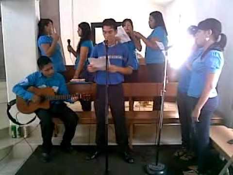 CANTOS PARA MISA - RECIBE OH SEÑOR (OFERTORIO)