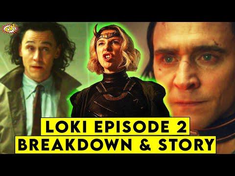 LOKI Episode 2 Breakdown & Story Explained    ComicVerse
