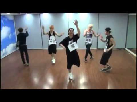 EXO - Why So Serious dance practice cut
