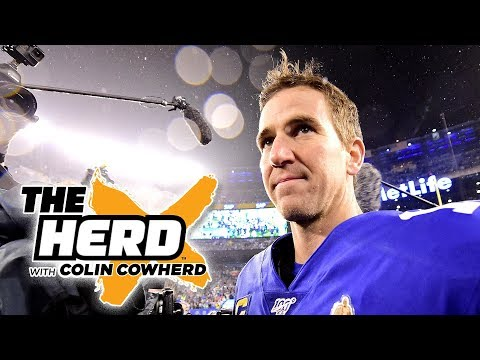 Doug Gottlieb Explains to Colin Cowherd Why Eli Manning is not a Hall of Famer