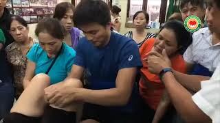 Hướng dẫn bí quyết mới chữa suy giãn tĩnh mạch với Danh y Đất Việt 10 2017