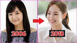 Park Min Young Evolution 2006 - 2018