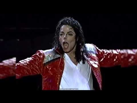 Michael Jackson - Beat It - Live Auckland 1996 - HD