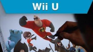 Wii U - Creating Disney Infinity Trailer