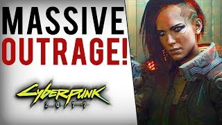 Cyberpunk 2077 Outrage & Boycott Over Character Creation Menu Changes, CD Projekt Red Responds!