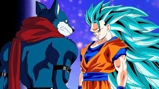 Dragon Ball Super AMV Universe 7 VS Universe 9 (VI6)