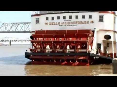 Belle of Louisville Gets Engine Makeover