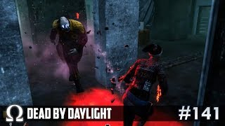 GETTING THAT ADRENALINE RUSH! | Dead by Daylight DBD #141 Clown / Doctor