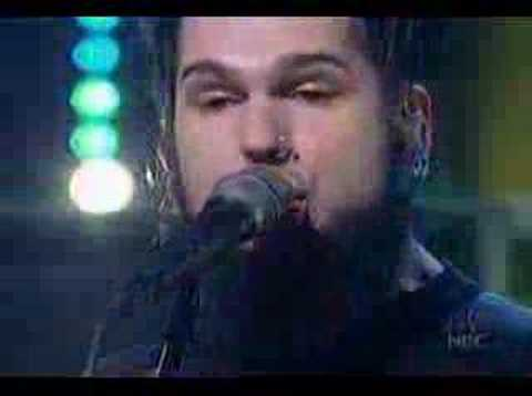 Static-X  -  The Only (live)