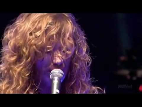 Megadeth - A Tout Le Monde LIVE [Blood In The Water] 10/16