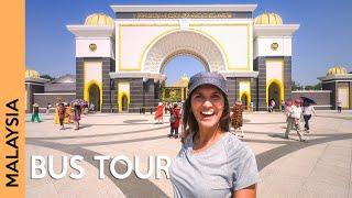 What to do in KUALA LUMPUR, MALAYSIA: Istana Negara, Botanical Garden | Vlog 4