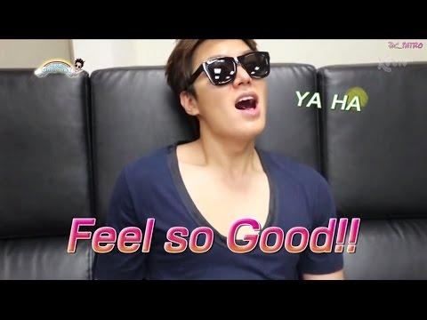 HD Lee Min Ho 이민호 Singing Cute!