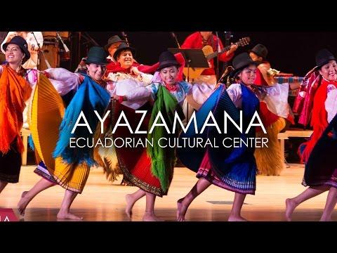 Ayazamana Música y Danzas Tradicionales del Ecuador.