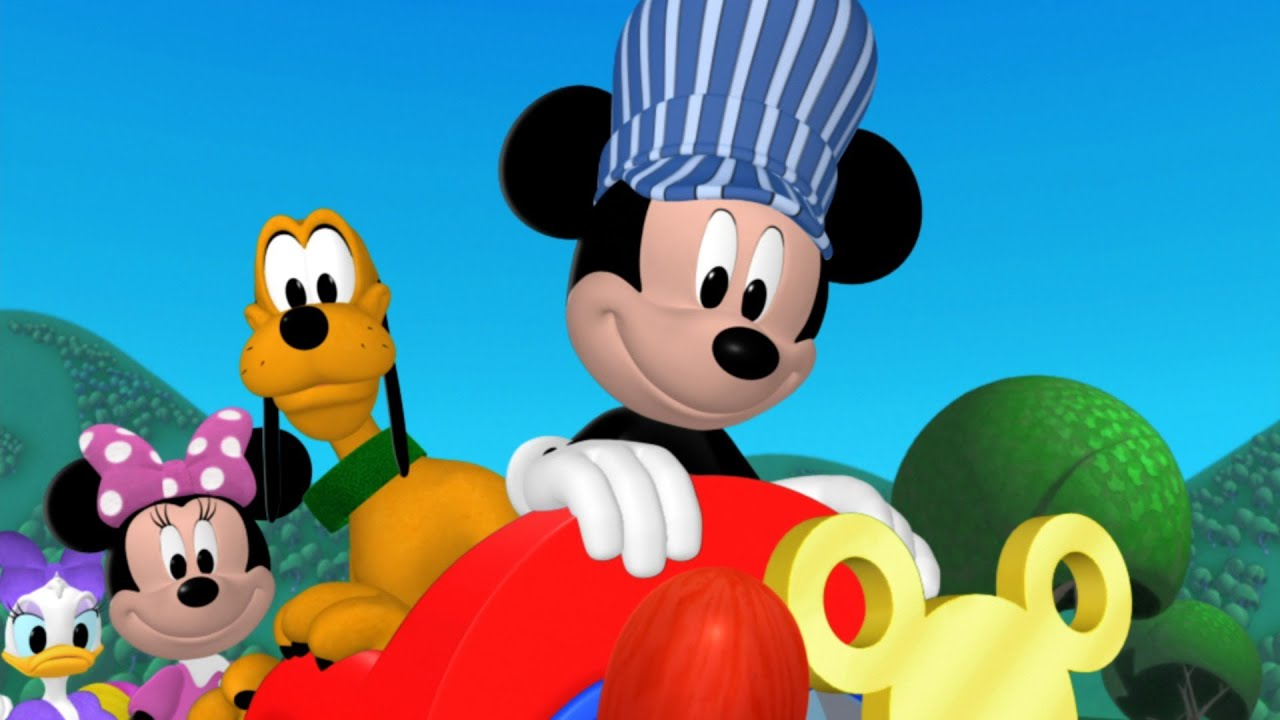 Mickey Mouse Clubhouse - Choo-Choo Express - YouTube
