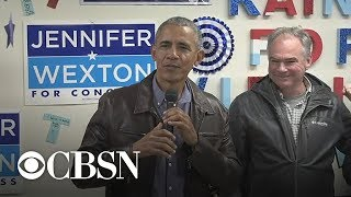 Candidates make last pitch to voters before midterm elections