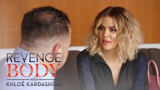 Khloé Kardashian Has a Big Surprise for Rocco! | Revenge Body with Khloé Kardashian | E!
