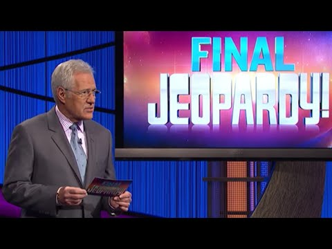 Jeopardy James Holzhauer, Final Jeopardy 4/18/19
