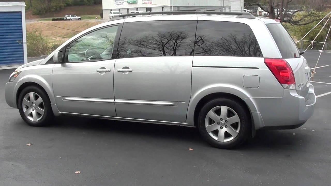 2004 Nissan quest navigation