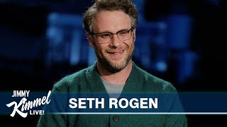 Seth Rogen on Testing Out Strains for Houseplant & Getting So High Bryan Cranston Was Concerned