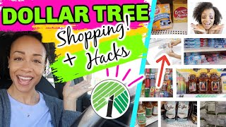Come with me to DOLLAR TREE! Shopping + 10 Makeup and Beauty Hacks to Try!