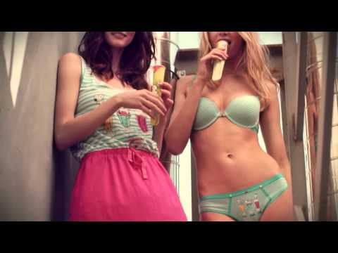 video gisela sleep & intimates S'15