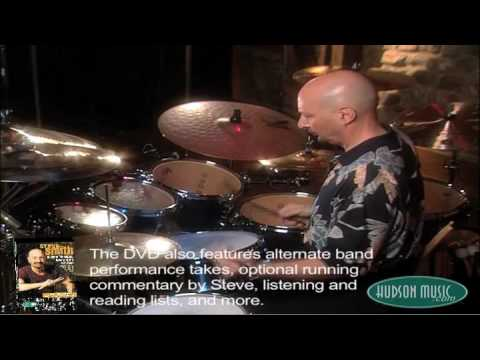 Steve Smith: Drumset Technique Introduction online metal music video by STEVE SMITH
