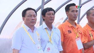 Thanh Hoá thua trận thứ 3 liên tiếp, HLV Vũ Quang Bảo rời ghế, Mai Xuân Hợp tạm nắm quyền