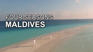 Four Seasons Maldives Landaa Giraavaru Luxury Wellness Resort