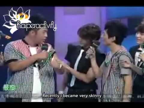 091018 Happy Camp - Super Junior M Part 3 [ENG SUB]