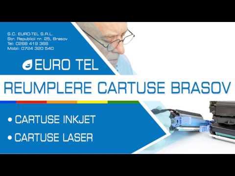 Reumplere Cartuse Brasov