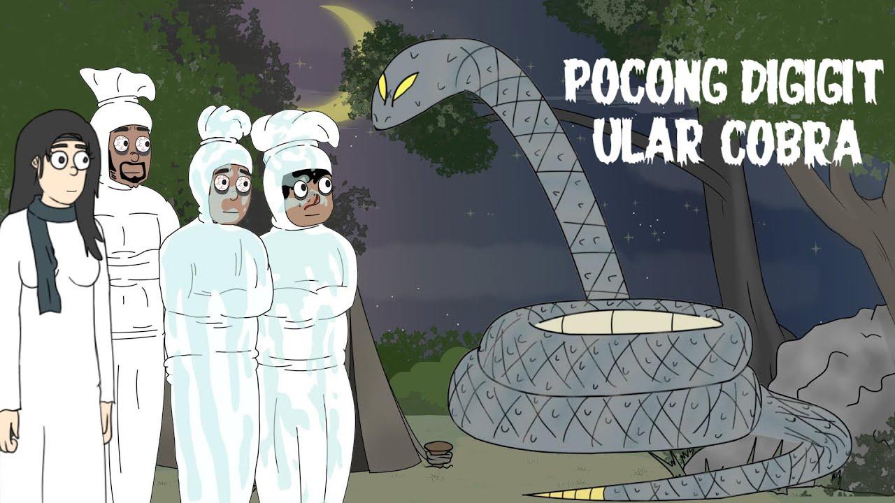 Pocong Kartun