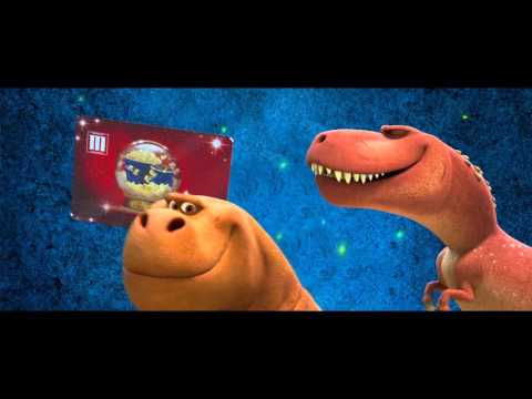 The Good Dinosaur - Avoid the Holiday Rush with Marcus Theatres Gift Cards!