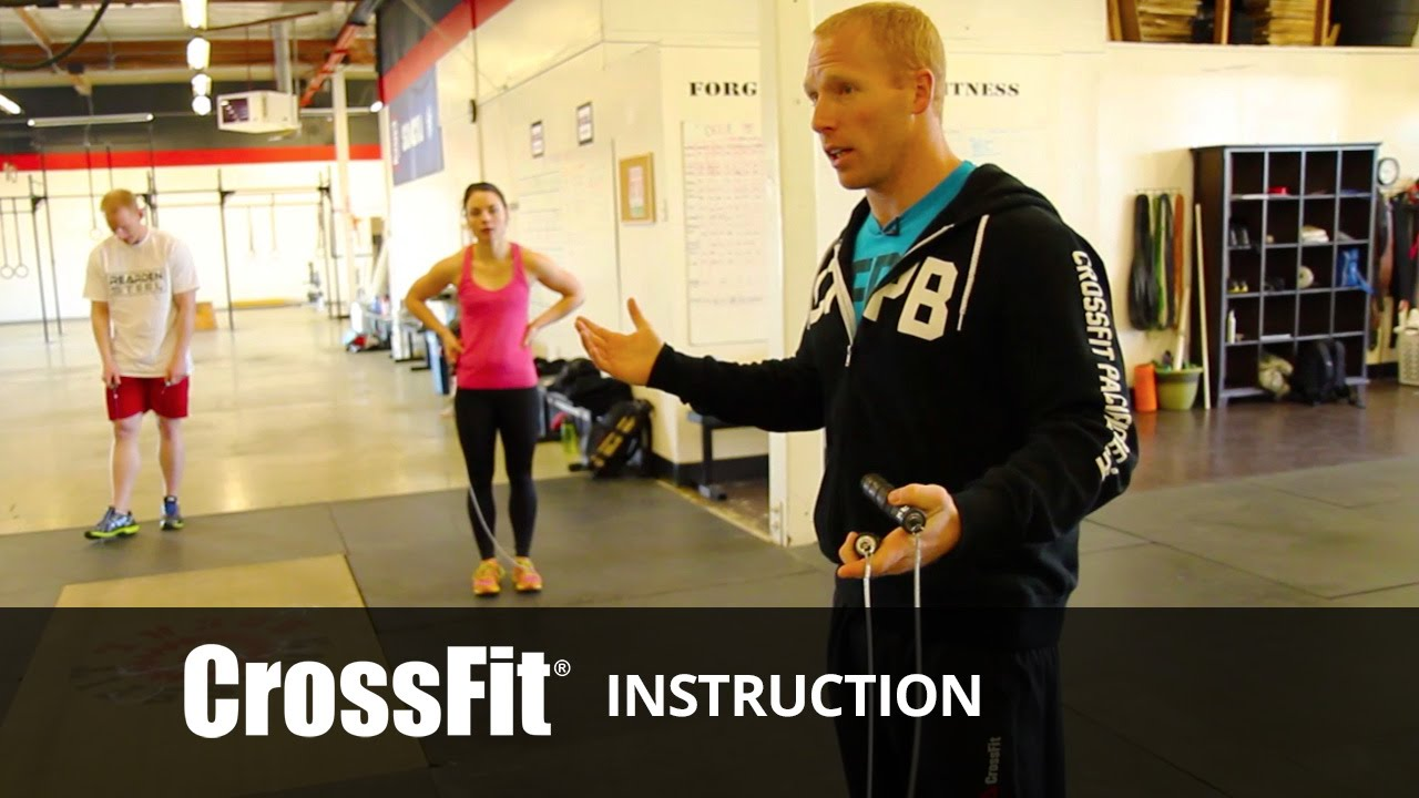 From Single-unders to Double-unders with Matt Lodin
