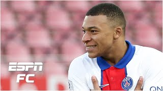 Real Madrid? Liverpool? Or stay at PSG? 'Kylian Mbappe wants to go to a BIGGER CLUB!' | ESPN FC