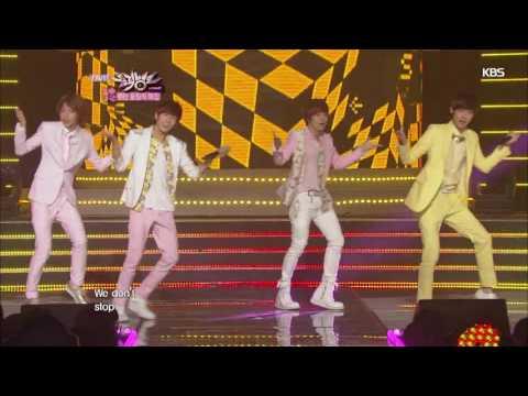 [뮤뱅] 보이프렌드 - Love Style 20120727