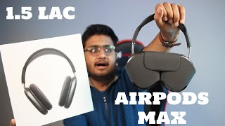 Apple AirPods Max Unboxing | Price In Pakistan=Sharminda Na Kar!