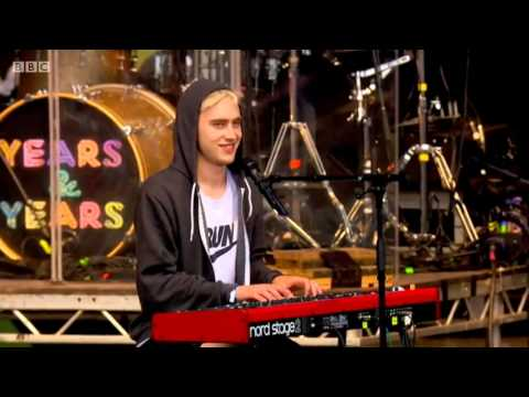 Years & Years: Live at T in the Park 2015