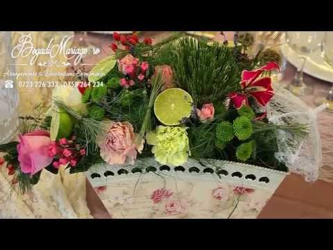 Aranjamente si Decoratiuni Bogadi Mariage la Mariage Fest 2015 - Sala de Evenimente Lordinu