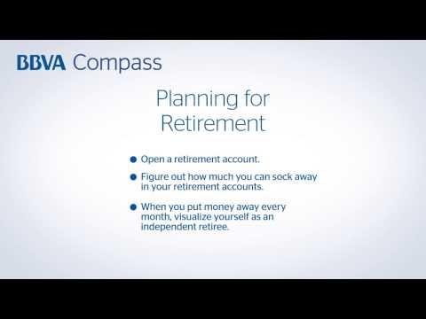 BBVA - Planning for Retirement