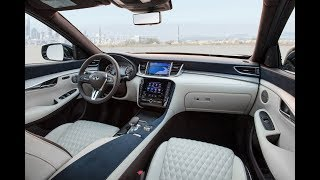2019 Infiniti QX50 interior and Exterior | Car News 24h