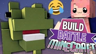Fabulous Dinos! | Build Battle | Minecraft Building Minigame