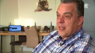 Henk Kasius uit Bergschenhoek is groot fan van Glennis Grace Bron: NOS en NBC