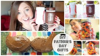 DIY Father's Day Treats and Gift Ideas!
