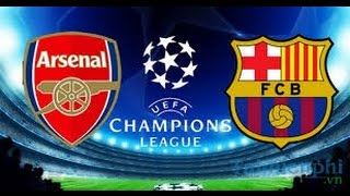 Arsenal / Tran dau hay nhat lich su champions league