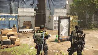 Arme exo the division 2