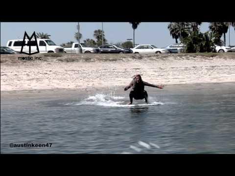 Hijacking a Boat Wake
